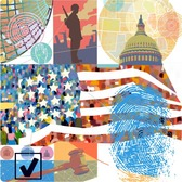 Mick Wiggins - American, Congress, Constitution, Democracy, Election, Government, Leadership, Policy, Politics, Vote
